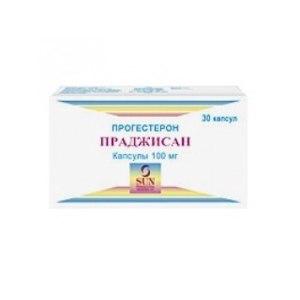 Гормональные препараты  Праджисан фото