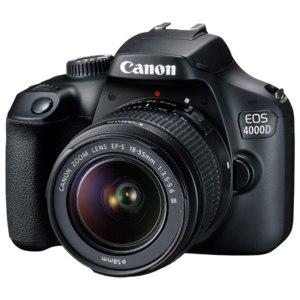 Canon EOS 4000D фото