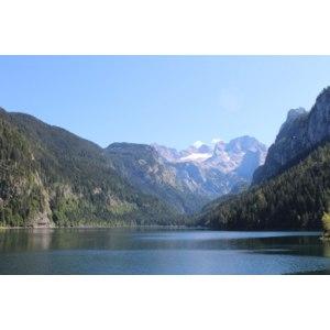 Озера Гозау, Австрия фото