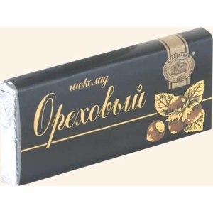 Шоколад Бабаевский Ореховый фото