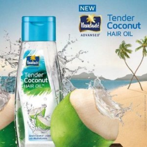 Масло для волос Parachute  Tender Coconut Hair Oil  фото
