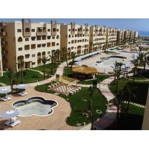Отель Nubia aqua beach resort 5*, Египет, Хургада фото