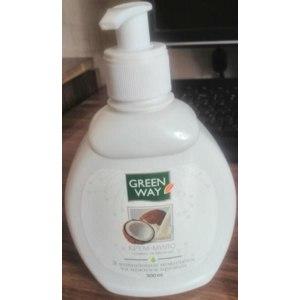 Крем-мыло    Green Way фото
