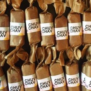 Натуральные ириски с гималайской солью Chuv Chav фото