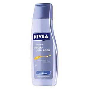 Масло для тела NIVEA Нежное фото