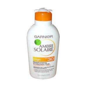 Солнцезащитное молочко Garnier Ambre Solaire Ультраувлажняющее spf 30 -  отзывы c4ad1e19292ef