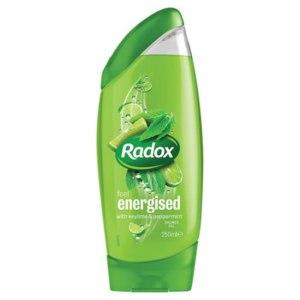 Гель для душа Radox Feel Energised фото