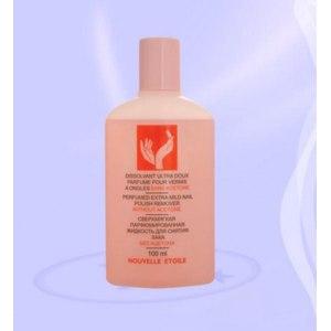 Жидкость для снятия лака Новая Заря Сверхмягкая, парфюмированная фото