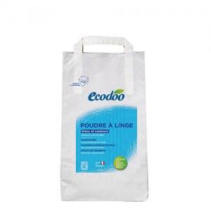Стиральный порошок концентрат Ecodoo для белого и цветного белья с экстрактом РОЗМАРИНА,  с эфирными  маслами  ТЕРЕБЕНТИНА и ЭВКАЛИПТА БИО фото