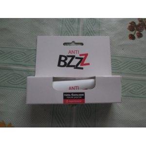 Гель-бальзам после укусов Anti BZZZ фото
