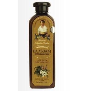 Бальзам для волос Рецепты бабушки Агафьи Бальзам-ополаскиватель на основе сбора семи таёжных трав фото