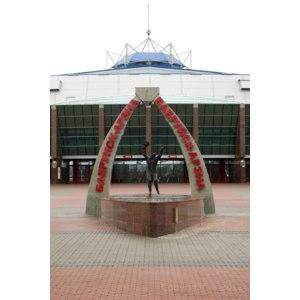Тренажерный зал в Ледовом двореце, Бобруйск фото
