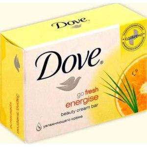 Мыло  Dove Крем-мыло Заряд энергии фото