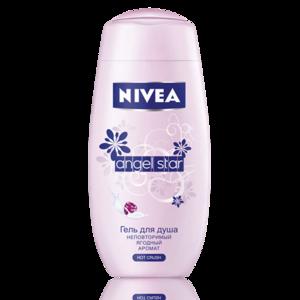 Гель для душа NIVEA  Angel Star  фото