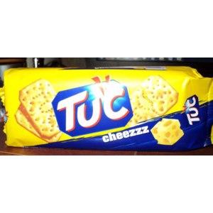 Крекер Kraft Foods TUC Cheezzz (Тук со вкусом сыра) фото