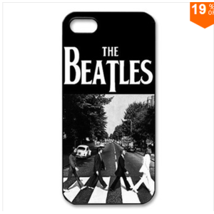 Бампер для смартфона Aliexpress Wholesale Retail The Beatles Band Hard Snap on Case Cover for Iphone 4 4s 5 5s 5c 6 6plus design case фото