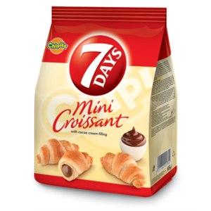 Круассаны 7 days Мини с кремом какао фото