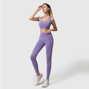 Спортивный костюм AliExpress WAREBALL 2/3/5PCS Seamless Women Yoga Set Workout Sportswear Gym Clothing Fitness Long Sleeve Crop Top High Waist Leggings Sports Suits фото