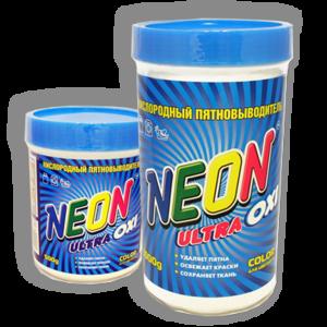 Пятновыводитель Neon oxi для цветных тканей фото