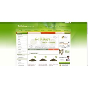 www.teavivre.com Китайский чай фото