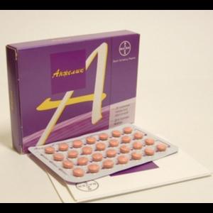 Гормональные препараты Bayer Анжелик фото