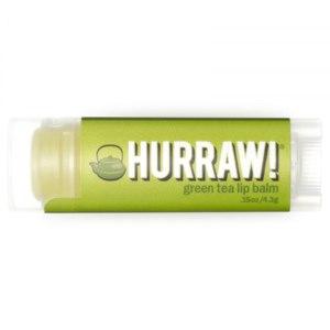 Бальзам для губ HURRAW! Green tea Lip balm фото