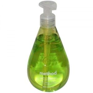 Мыло для рук Method Hand wash Green Tea + Aloe Vera фото