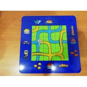 Настольная игра Play the game Заколдованные тропинки (Fix Price) фото
