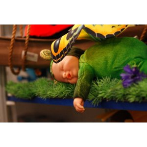 Anne Geddes Кукла Бабочка фото