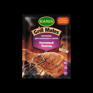 Приправа к мясу Kamis Копченый Техасец фото