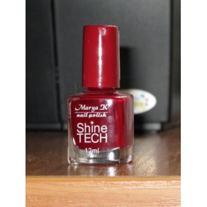 "Лак для ногтей Marya K ""shine tech"" фото"
