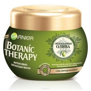 "Маска для волос Garnier Botanic Therapy ""Легендарная олива"" фото"