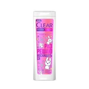 Шампунь Clear vita abe женский Floral Splash Clear фото