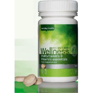 "БАД Wellness by Oriflame Комплекс ""Мультивитамины и минералы"" фото"