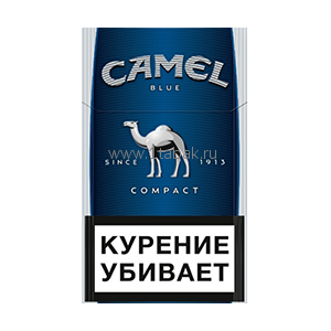 Сигареты Camel Blue Столетие брэнда фото