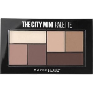 Палетка для глаз MAYBELLINE The city mini palette фото