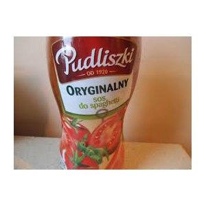 Соус Pudliszki Oryginalny sos do spaghetti фото