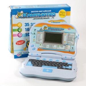 Joy Toy Детский обучающий компьютер  фото