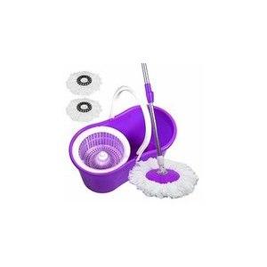Швабра с отжимом Виолетта арт.75120 фото