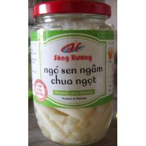Маринованные овощи Song Huong Маринованные корешки лотоса фото