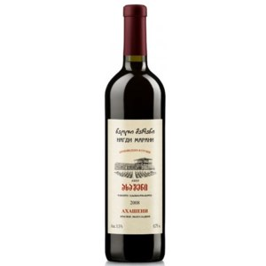 Вино красное полусладкое  Нагди Марани Ахашени фото