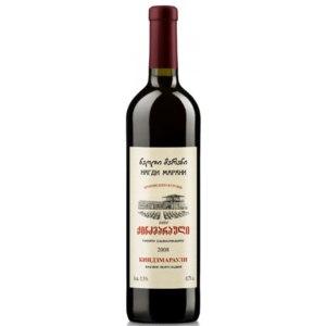 Вино красное полусладкое  Нагди Марани Киндзмараули фото
