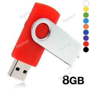 Флешка TinyDeal 8GB USB 2.0 Flash Drive USB Pen U Disk EUD-337404 фото