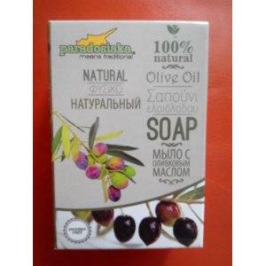 Био-мыло Paradosiaka с оливковым маслом фото