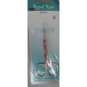 Маникюрные ножницы Royal Rose Ножницы для кутикулы фото