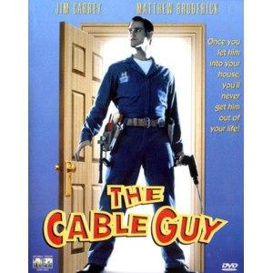 Кабельщик  / The Cable Guy  (1996, фильм) фото