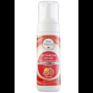 Пенка для умывания Bee Beauty Grapefruit Face Cleansing Foam фото