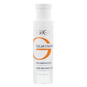 Мыло для лица GIGI Solar Energy Mud Soapless Soap фото