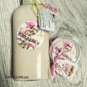 Крем для тела Loveri CHOCOLATE body cream фото