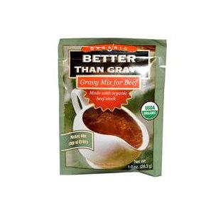 Соус Better Than Bouillon Organic Gravy Mix for Beef в порошке фото